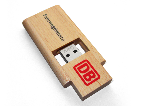usb stick aus holz produkte. Black Bedroom Furniture Sets. Home Design Ideas